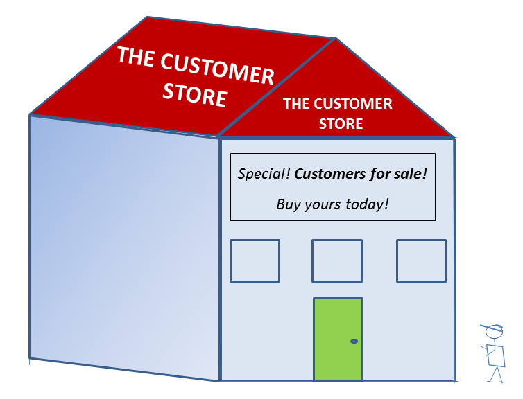 The Customer Store small